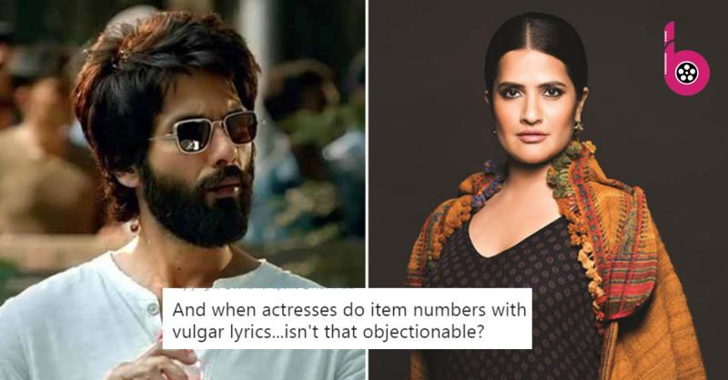 फिल्म कबीर सिंह में शाहिद के किरदार पर सोना मोहापात्रा ने साधा निशाना पर खुद ही हुई बुरी तरह ट्रोल