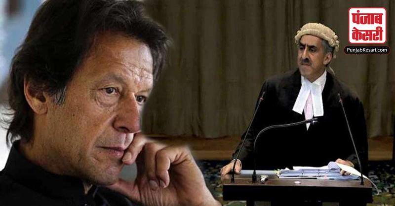 पाकिस्तानी वकील ने खोली इमरान की पोल, कहा - कश्मीर नरसंहार का कोई सबूत नहीं