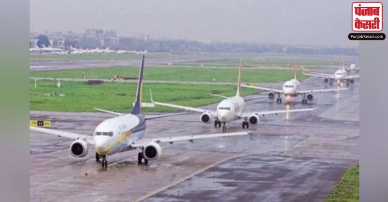 भारी बारिश के कारण लगातार दूसरे दिन भी प्रभावित रहा मुंबई एयरपोर्ट का परिचालन, 30 उड़ानें रद्द