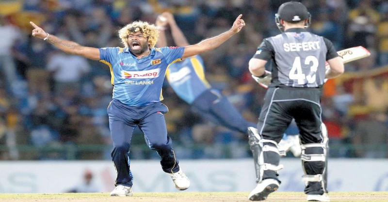 मलिंगा का कहर, श्रीलंका जीता