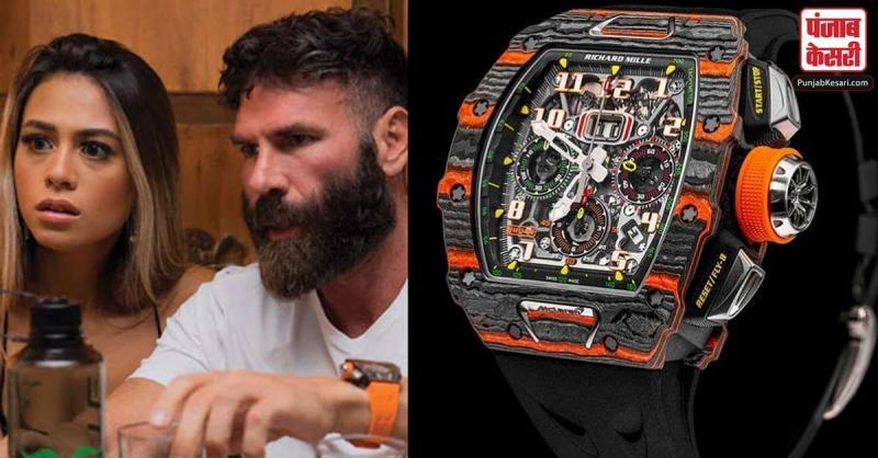 दुनिया के इस सबसे अमीर जुआरी ने पहनी इतनी महंगी घड़ी, जितने में आ जाए घर और कार