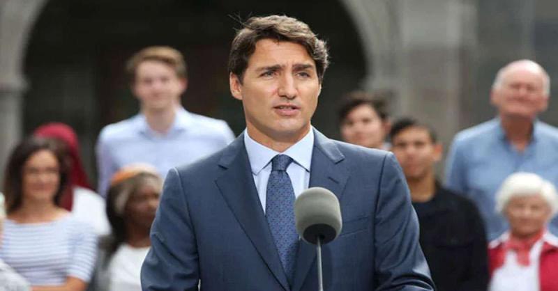कनाडा के PM जस्टिन ट्रुडू ने नस्ली मेकअप करने की बात स्वीकारी