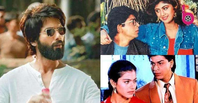 शाहिद कपूर बोले - जब SRK ने बाज़ीगर फिल्म में शिल्पा शेट्टी को मारा तब सब चुप थे, कबीर सिंह के पीछे क्यों पड़े हो !