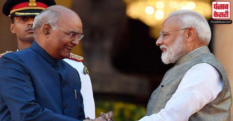 राष्ट्रपति और PM मोदी ने देशवासियों को दी विजयादशमी और वायुसेना दिवस की शुभकामनायें