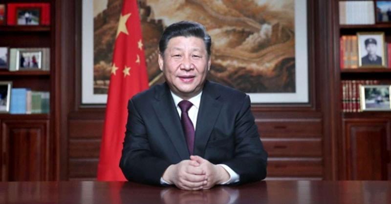 नेपाल पहुंचे राष्ट्रपति शी चिनफिंग