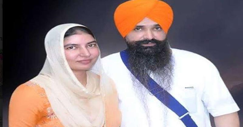 पटियाला जेल की सलाखों के पीछे बंद भाई राजोआना से उसकी बहन ने की मुलाकात