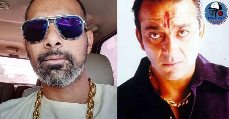 पूर्व गेंदबाज प्रवीण कुमार ने '50 तोले' की सोने की चेन पहनकर संजय दत्त की याद  दिलाई