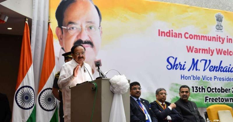 जम्मू और कश्मीर के पुनर्गठन से विकास को मिलेगा बढ़ावा : वेंकैया नायडू
