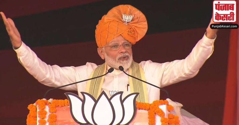 राफेल पर PM मोदी का राहुल को जवाब, कहा- वे चाहते थे नया विमान न आने पाए