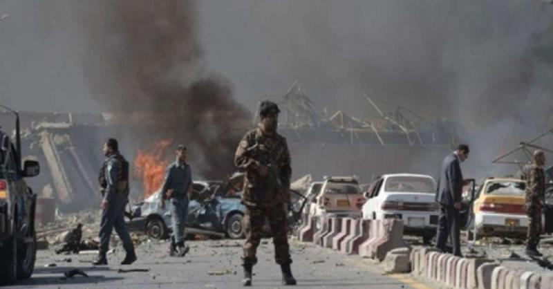 अफगानिस्तान में बम विस्फोट में दो पुलिस अधिकारियों की मौत, 20 बच्चे घायल