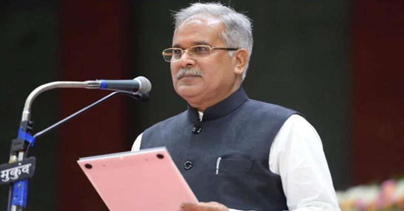 किड़नी से हो रही मौतों को लेकर सरकार चिंतित : CM बघेल