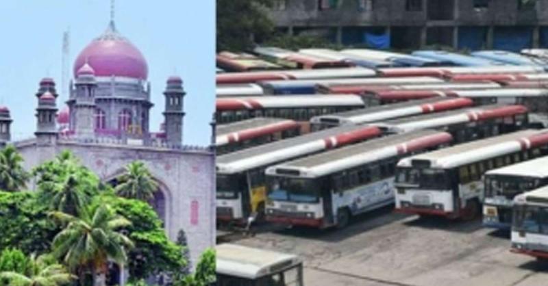 तेलंगाना में टीएसआरटीसी का बंद शांतिपूर्वक रहा