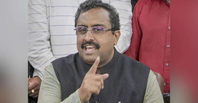 जम्मू-कश्मीर में शांति प्रक्रिया को नुकसान पहुँचाने वाले जायेंगे जेल : राम माधव