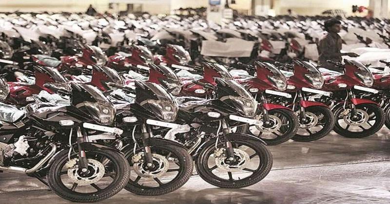दोपहिया निर्यात में चार प्रतिशत बढ़ोतरी