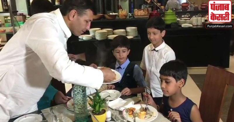 मध्य प्रदेश के कैबिनेट मंत्री ने दिवाली पर गरीब बच्चों को 5 स्टार होटल में दी पार्टी, हो रही है तारीफ