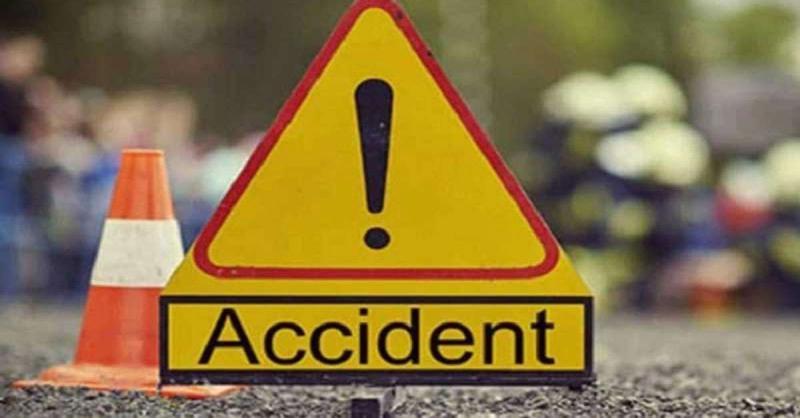 पश्चिम बंगाल में सड़क दुर्घटना में चार पुलिसकर्मियों की मौत
