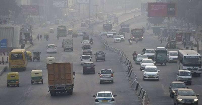 लखनऊ : वायु गुणवत्ता बिगड़ने से लोगों को चक्कर आने शुरू