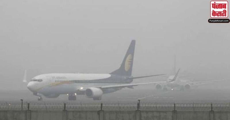 दिल्ली में वायु प्रदूषण के कारण पालम एयरपोर्ट से 32 उड़ानों को किया गया डायवर्ट