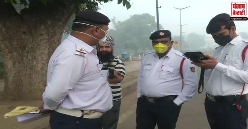 दिल्ली में आज से लागू हुआ ऑड-ईवन, नियम तोड़ने पर लगेगा 4000 का जुर्माना, महिलाओं को मिलेगी छूट