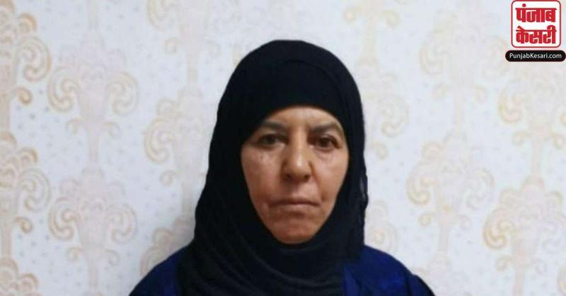 तुर्की ने बगदादी की बहन और उसके परिजनों को सीरिया में किया गिरफ्तार