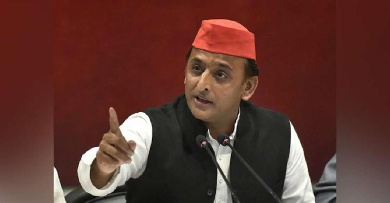 अखिलेश यादव ने पीएफ घोटाले के लिए योगी सरकार को ठहराया जिम्मेदार, कहा- मुख्यमंत्री दें इस्तीफा