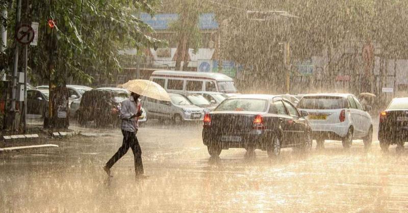 मध्य प्रदेश के कई राज्यों में बारिश के आसार