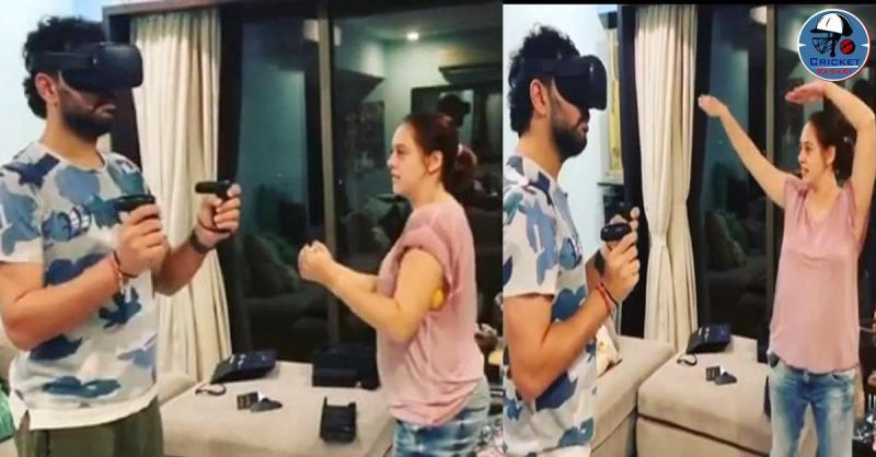 युवराज सिंह के साथ पत्नी हेजल कीच ने की ऐसी हरकत, वीडियो शेयर करके दी चेतावनी