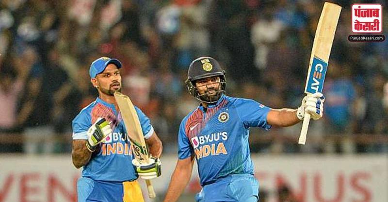 रोहित के तूफान से जीता भारत , सीरीज 1-1 से बराबर