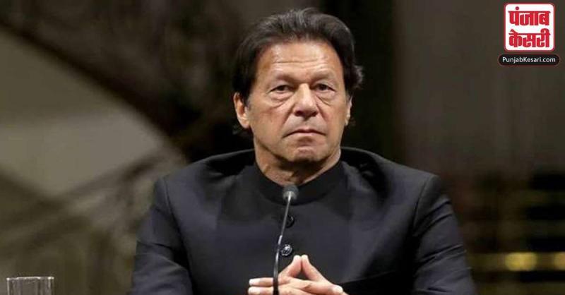 पाक PM इमरान खान बोले- करतारपुर कॉरिडोर खोलना क्षेत्रीय शांति की प्रतिबद्धता का प्रमाण है