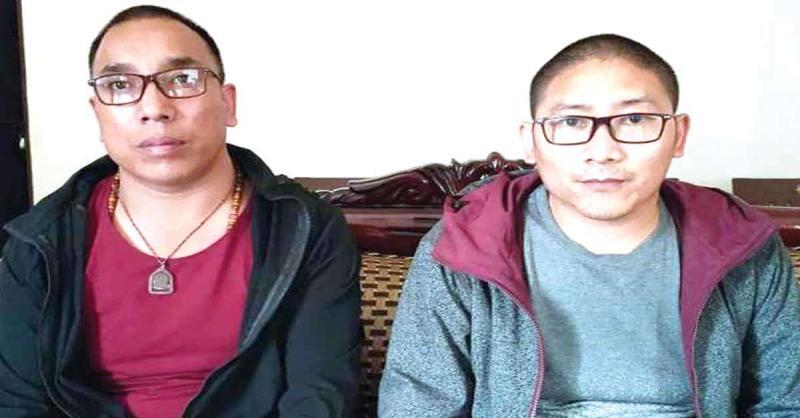 बिना पासपोर्ट-वीजा पकड़े गए चीन और तिब्बत के नागरिक