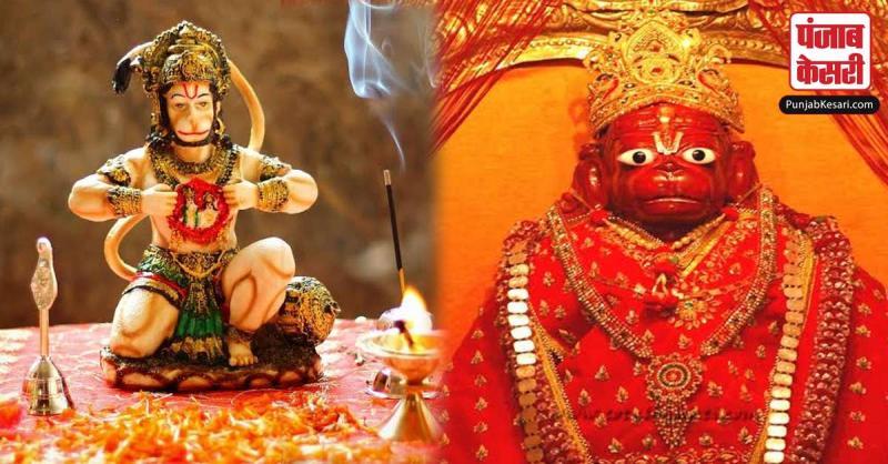 हनुमान जी को मंगलवार के दिन अर्पित करें सिंदूरी रंग का चोला,होंगे सभी रुके हुए कार्य पुरे
