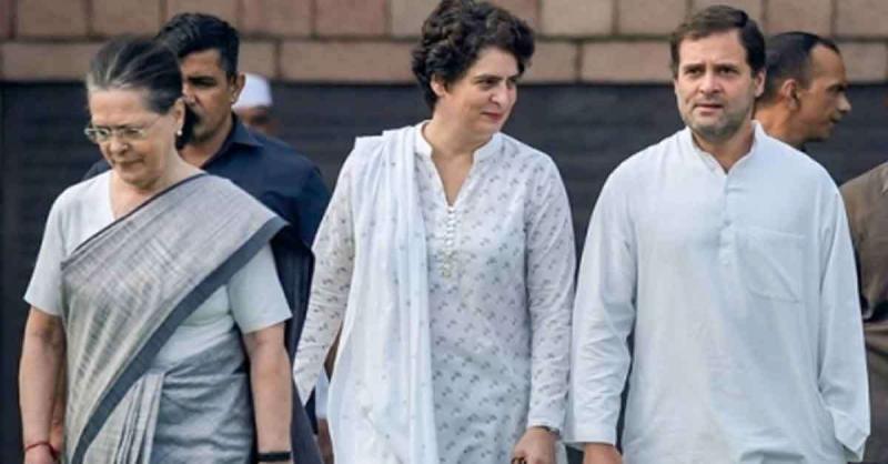 सीआरपीएफ ने सोनिया, राहुल और प्रियंका की सुरक्षा का जिम्मा संभाला