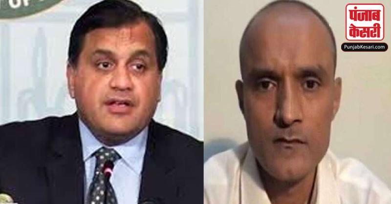 कुलभूषण जाधव मामले में पाकिस्तान ने भारत से किसी भी समझौते से किया इनकार