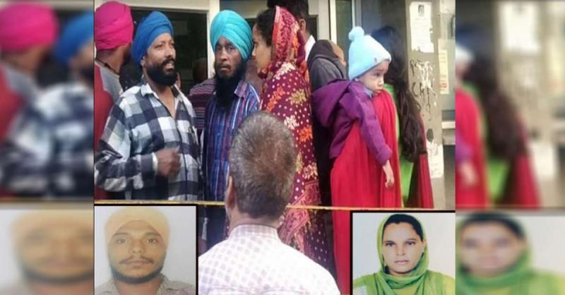 खन्ना में सुबह-सवेरे घर में घुसकर गोलिया मारकर औरत का कत्ल, एक नौजवान भी जख्मी