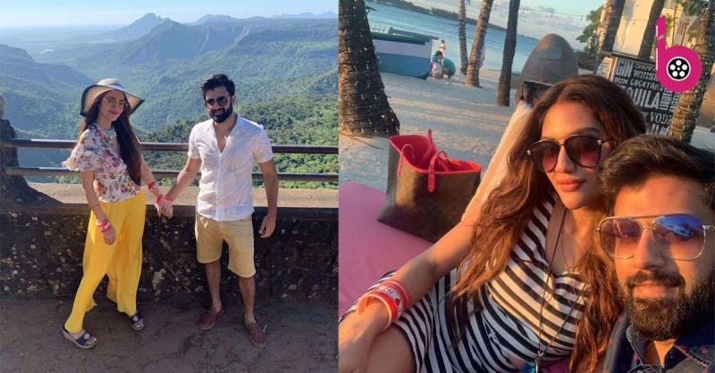 निखिल जैन ने रोमांटिक अंदाज में पत्नी नुसरत जहाँ के साथ मनाया अपना बर्थडे,तस्वीरें वायरल