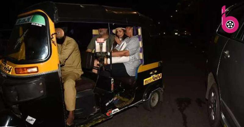 मलाइका अरोड़ा रात में ऑटो में सिर्फ शर्ट पहने दिखीं, ट्रोलर्स ने किए भद्दे कमेंट्स
