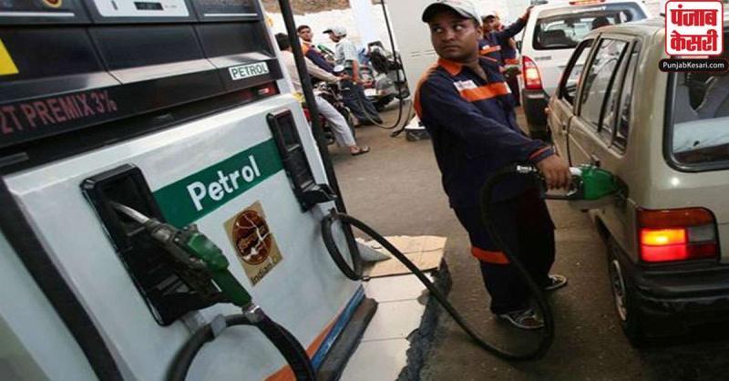 आज फिर बढ़े पेट्रोल के दाम, मुंबई में हुआ 80 रुपये लीटर