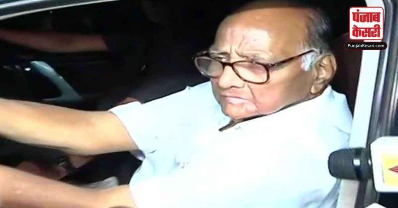 महाराष्ट्र : शरद पवार बोले- नई सरकार का नेतृत्व उद्धव ठाकरे करेंगे