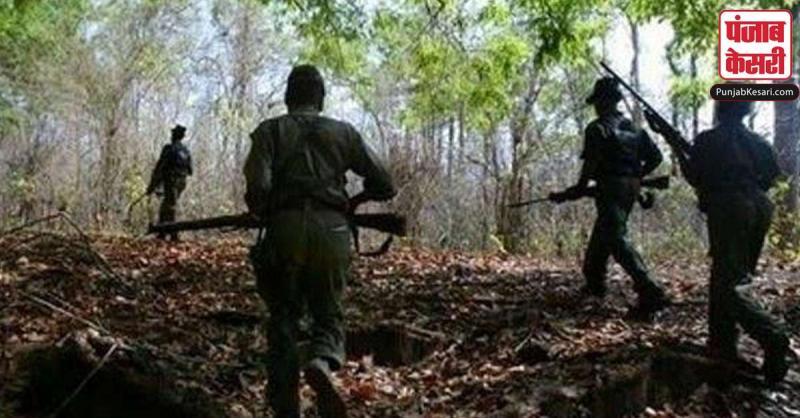 झारखंड : नक्सली हमले में एएसआई समेत 4 पुलिसकर्मी शहीद