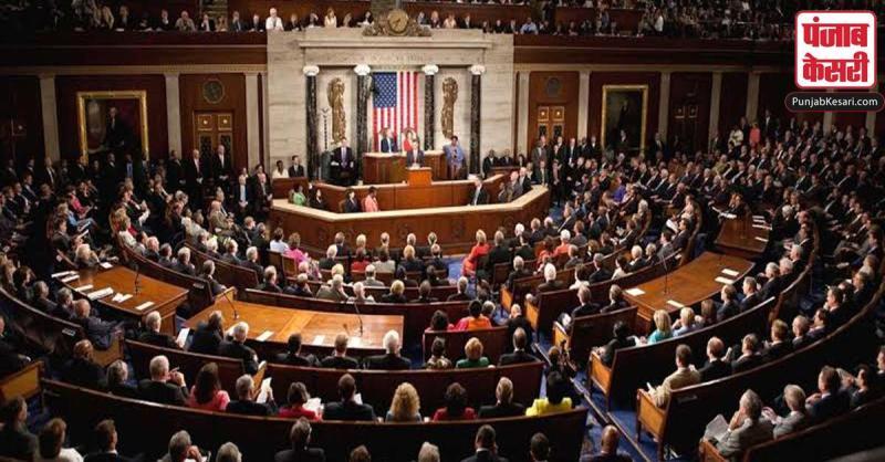 कश्मीर में कथित मानवाधिकार उल्लंघन की निंदा के लिए अमेरिकी कांग्रेस में प्रस्ताव