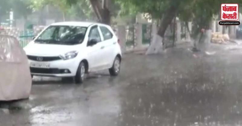 वायु प्रदूषण : बारिश और अनुकूल वायु गति से दिल्ली के लोगों को मिली थोड़ी राहत