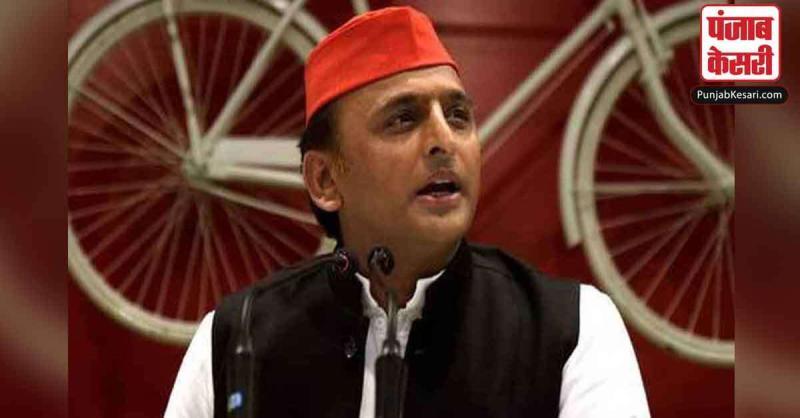 अखिलेश ने CM योगी पर कसा तंज, कहा- बेटियों को सुरक्षा न दे पा रही सरकार को सत्ता में रहने का कोई हक नहीं