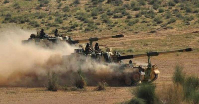 राजस्थान : भारतीय सेना का 'सिंधु सुदर्शन' अभ्यास हुआ संपन्न