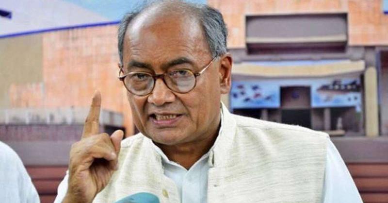 विजय गोयल को बनाया जाना चाहिए दिल्ली में मुख्यमंत्री का भाजपा उम्मीदवार : दिग्विजय