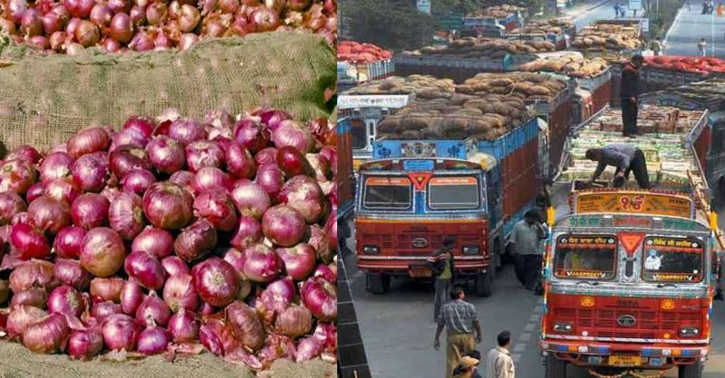 अटारी- वाघा बार्डर के रास्ते अफगानिस्तान से आयात किया जा रहा है प्याज : व्यापारी संघ