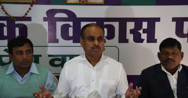 हैदराबाद की घटना से भी दर्दनाक घटना बक्सर की घटना है फिर भी सरकार चुप है : अनिल कुमार