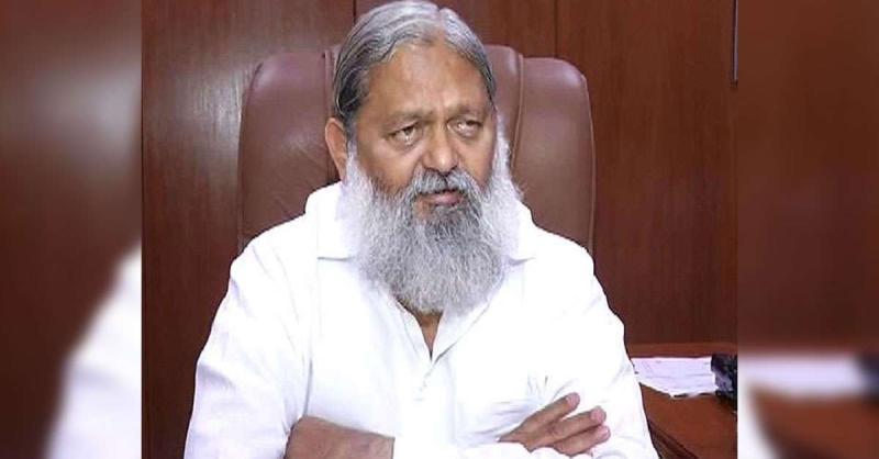 हैदराबाद गैंगरेप के आरोपियों को मार गिराना 'सही' :  अनिल विज