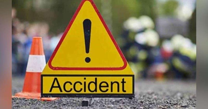 बंगाल भाजपा नेता अभिजीत राय चौधरी की सड़क दुर्घटना में मौत