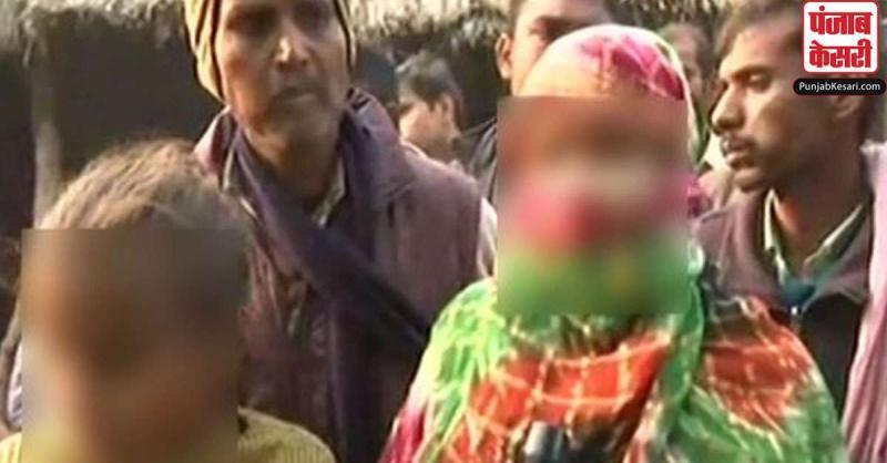 उन्नाव रेप पीड़िता के परिवार ने कहा- CM योगी के आने तक नहीं होगा अंतिम संस्कार, बहन ने की ये मांग
