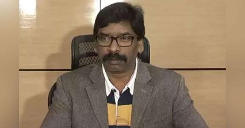 जनता को पांच साल तक बेवकूफ बनाती रही रघुवर सरकार : हेमंत सोरेन